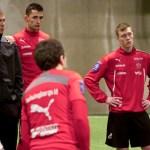 """Anton Kinnander: """"Jag är här för att utmana om startplatser hela tiden"""""""