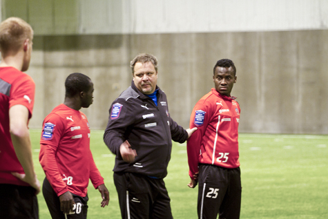 Foto: Bjarki Tordarson