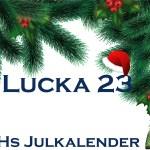 """AOHs julkalender – Lucka 23 """"90 000 var mycket pengar men skulle visa sig vara en fin investering"""""""