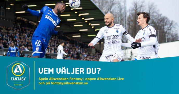 Allsvenskan Fantasy – AOH har koll på dina HIFare…