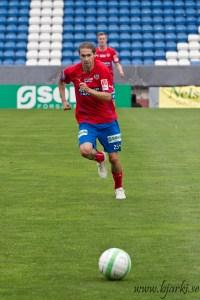 Daniel Nordmark spelade från start.