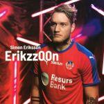 "Hallå där Simon ""Erikzzon"" Eriksson…"
