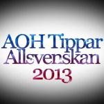 AOH tippar Allsvenskan – Omgång 12