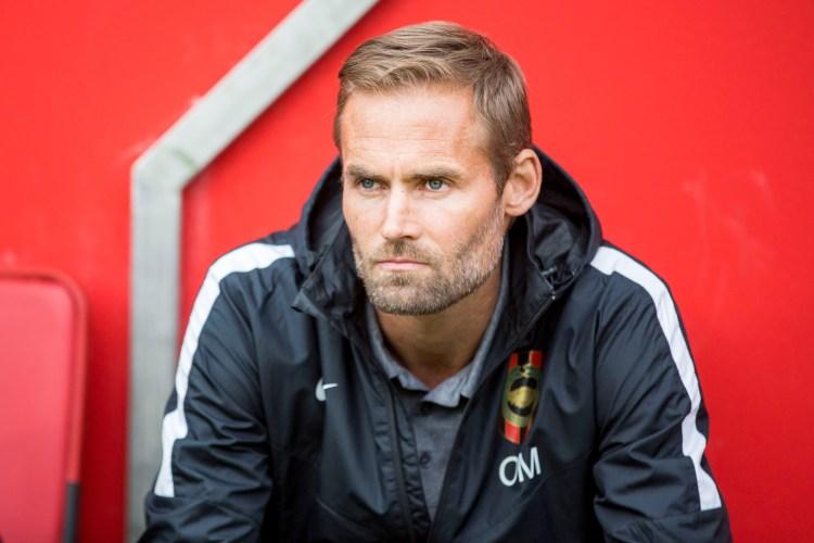 Olof Mellberg blir ny huvudtränare i HIF