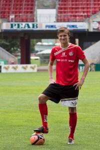 Christian Rasmussen var högst delaktig i målet.