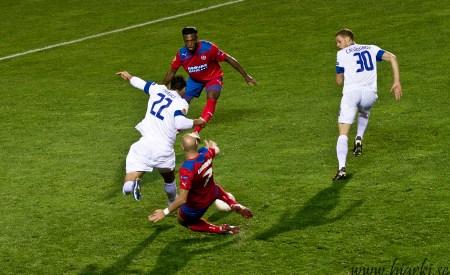 Baffo i Europa League 2012 Foto: Bjarki Tordarsson