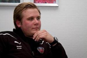 Robin Stolt Assisterande tränare för U-17