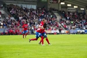 Christoffer Andersson är en av de spelare som står utan kontrakt inför 2014  Foto:Samone Falkman