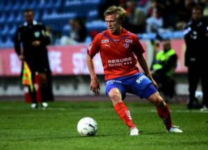 Andreas Landgren star fortfarande på skadelistan