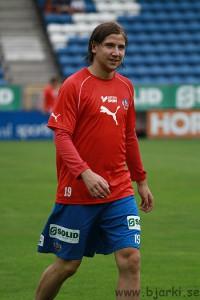 Bojanic imponerade stort i gårdagens seger med sina två mål