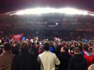 Denna underbar känsla när HIF vann guldet 2011. Det vill vi uppleva igen!