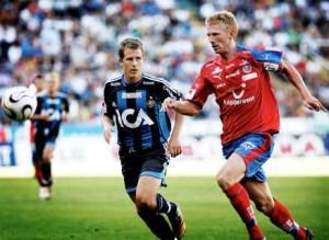 Fredrik Björck i HIF