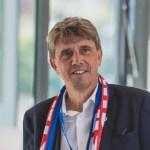 Ordförande Krister Azelius svarade på frågor på HIF:s Svenska Fans forum