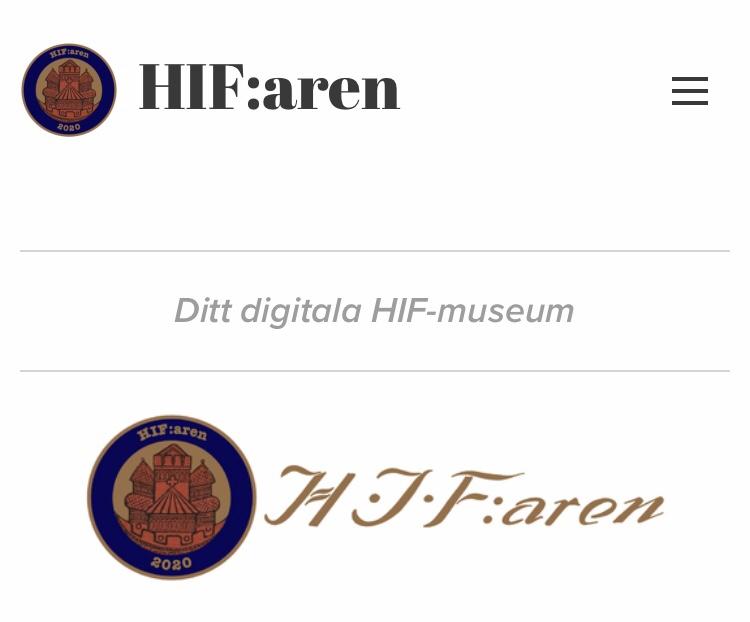 HIF:s nya digitala museum – intervju med grundaren till HIFaren.se