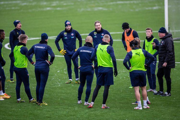 """Träningsrapport 23/2: """"Granqvists effekt ska inte underskattas"""""""