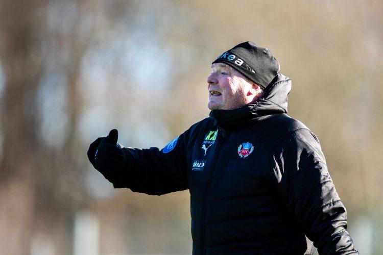 """Jörgen Lennartsson: """"Jag räknar med att han spelar i HIF 2021"""""""
