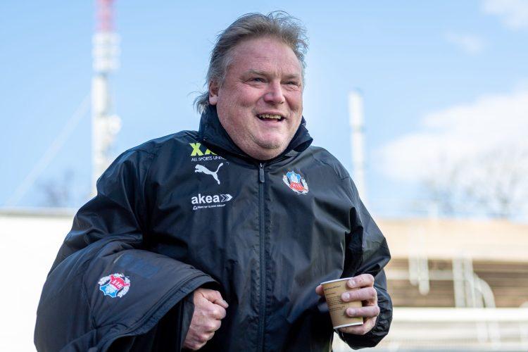 """Jörgen Lennartsson: """"De är ett skickligt passningslag"""""""