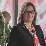 """Helena Wennerström """"jag fortsätter Mats-Ola:s fantastiska arbete framåt så när han kommer tillbaka tar han vid stafettpinnen igen"""""""