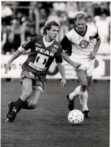 """Piter Esberg blev framröstad som """"Årets HIFare"""" redan 1987"""