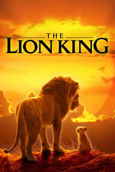 The Lion King (2019) - Posters — The Movie Database (TMDb)