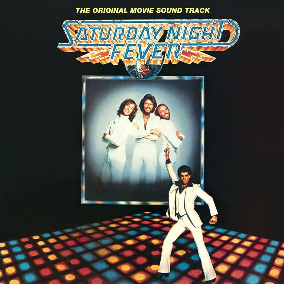 saturday night fever - top albums in the world