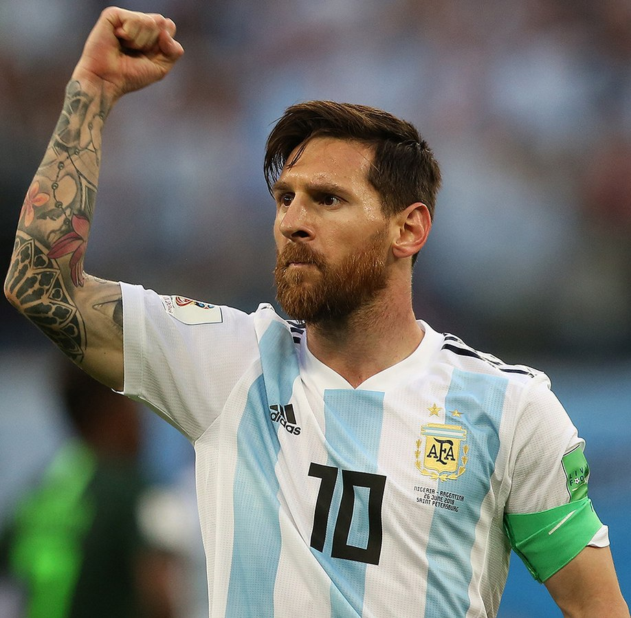 richest athletes in the world - messi