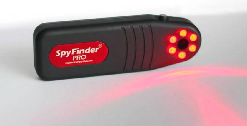hidden spy camera detector