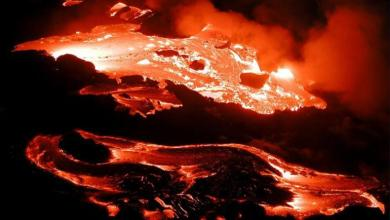 Photo of Top Ten Most Active Volcanoes