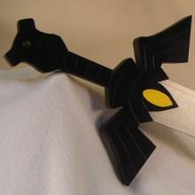 Black Zelda Sword Handle