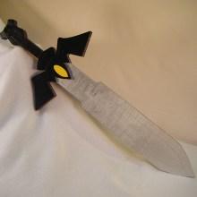Black Zelda Sword