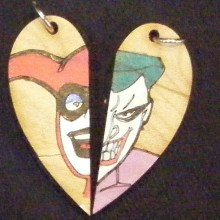 Joker and Harlequin Hearts
