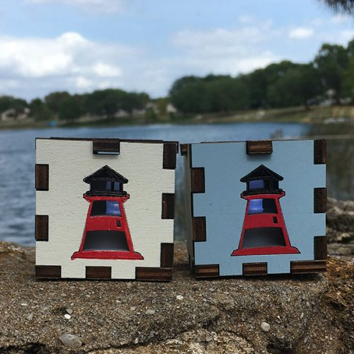 Lighthouses in Nature