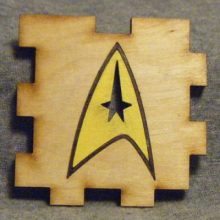 Star Trek Yellow