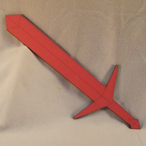 Pink Crystal Sword