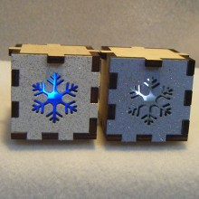 Frozen LED Gift Box