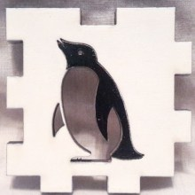 penguin white