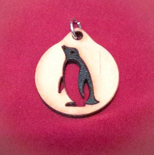 Penguin Pendant/Keychain