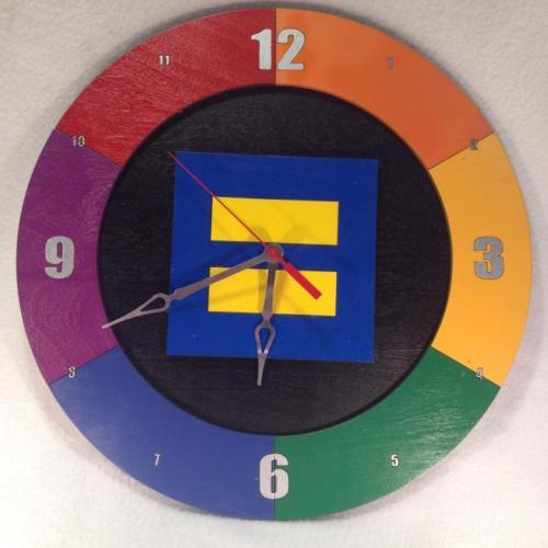 Equality Clock