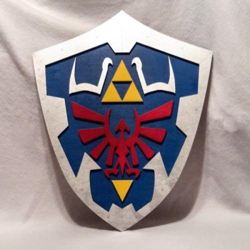 New Link Master Shield
