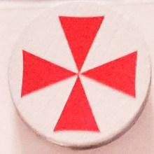 Umbrella Corp Cuff Disk