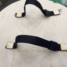 Adjustable Strap for Shields