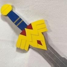WonderWoman-Sword Handle