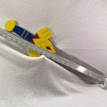 WonderWoman-Sword Measure