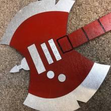 Kids Size Marceline's Axe Guitar