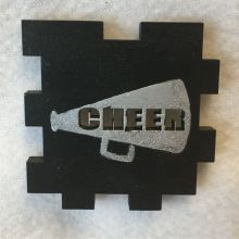 Cheerleader LED Gift Box