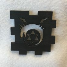 Metal Alchemist LED Box