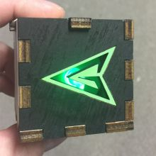 Green Arrow LED Gift Box