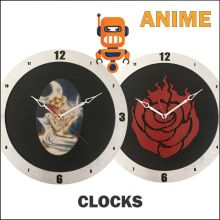 Clocks - Anime