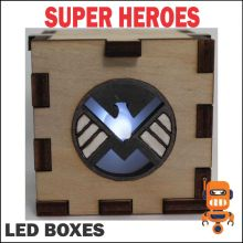 Tea Light Heroes