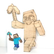 Minecraft coloring or painting